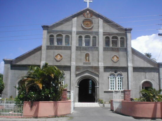 Gros Islet Church St.Lucia