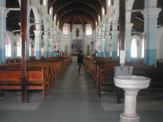 Soufriere Church St.Lucia
